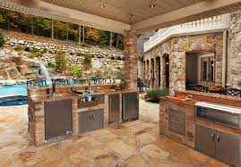 Outdoor Kitchen Designs For Small Spaces - 18 outdoor kitchen designs ideas design trends premium psd