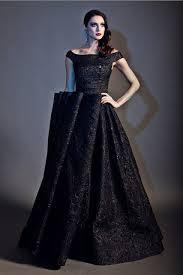 dress pesta 14 model gaun pesta brokat cantik dan elegan terbaru si gambar