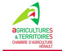chambre agriculture 34 nos partenaires