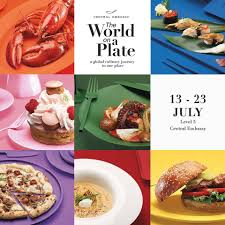 global cuisine central embassy ส มผ สประสบการณ ความอร อย 13 23 ก ค 60