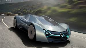 future mercedes mercedes benz elk fits the future ev supercar bill