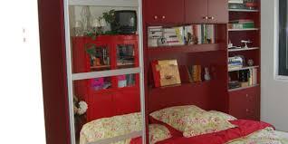 agencement chambre à coucher chambre aménagé avec rangement l du rangement