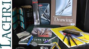 my top 7 favorite graphite pencil drawing supplies supply list