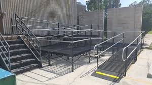Wheelchair Ramp Handrails Wheelchair Ramps Jacksonville Fl Amramp