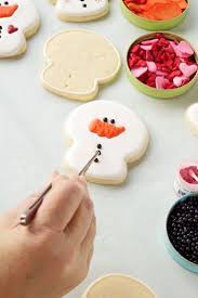 196 best winter decorated cookies images on pinterest decorated