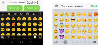 ios emoji keyboard for android how to change the boring default android emoji toios emoji