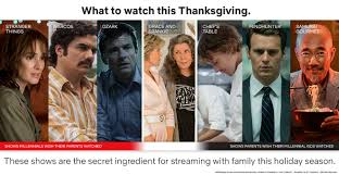 according to this new netflix study your parents want to talk