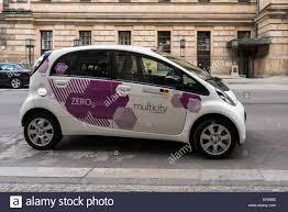 mitsubishi electric car electric car berlin stock photos u0026 electric car berlin stock