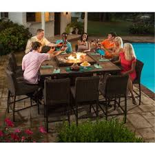Outdoor Patio Firepit 11 Outdoor Patio Pit Dining Set Franklin Rc Willey