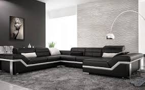 Modern Contemporary Leather Sofas Contemporary Modern Leather Sofa The Ideas For Take