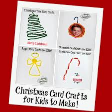 wikki stix christmas card crafts for kids of all ages wikki stix