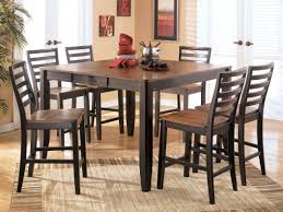 small counter height dining table ideas