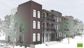 mixed income housing in historic northeast kc to include artist