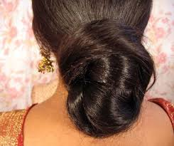 pics of black pretty big hair buns with added hair thick silky and shiny a perfect bun long hair in india