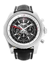 breitling bentley tourbillon breitling bentley gmt ab0431 watch watchfinder u0026 co