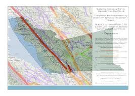 Oakland Ca Map Oakland And Its Earthquakes Danryan Us