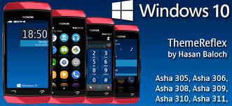 windows 10 themes for nokia asha 210 windows 10 theme themereflex