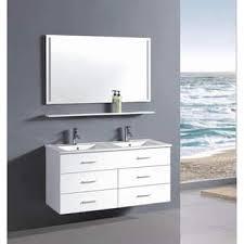modern bathroom vanities u0026 vanity cabinets for less overstock com