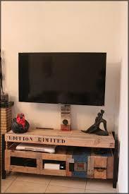 Faire Un Meuble Tv En Palette by