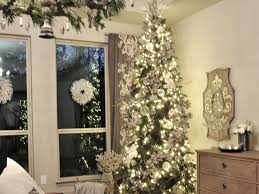 christmas lights on bedroom wall home decorating interior