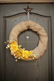 101 best diy wreaths and doorhangers images on pinterest