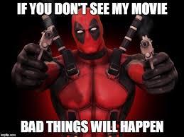 Deadpool Meme Generator - deadpool imgflip