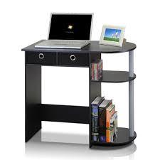Black Computer Desk Flash Furniture Black Adjustable Height Steel Mobile Computer Desk