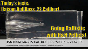 going ballistic hatsan bullboss bullpup 22 caliber