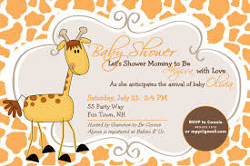 baby shower invites free templates top 14 giraffe baby shower invitations template 2017 thewhipper com