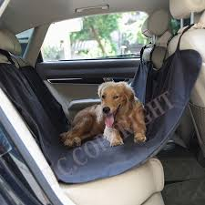 free shipping black color cradle dog truck car rear back seat