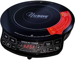Whirlpool Induction Cooktop Reviews Nuwave Pic 1800w Portable Induction Cooktop Countertop Burner