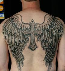 wing back tattoos wings tattoos for the of