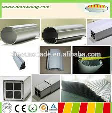 Awning Components Awning Roller Tube Awning Roller Tube Suppliers And Manufacturers