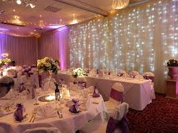 wedding backdrop with lights wedding fairy light backdrop party linen