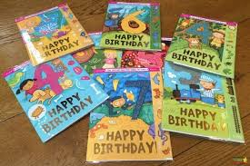how a birthday card for kids can be an extra present