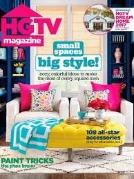 recreate hgtv magazine covers