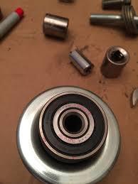 lexus rx300 owners club serpentine belt tensioner pulley bearing 04 09 lexus rx330