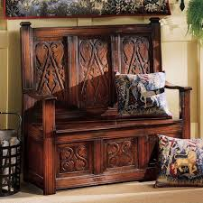 Antique Foyer Bench Beautify Your Door House Prettier With Entryway Bench Ideas