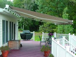 Sunsetter Roof Brackets by Retractable Awnings A Hoffman Awning Co