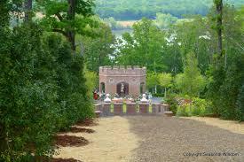 Rose Garden Layout by Take A Tour Of P Allen Smith U0027s Garden
