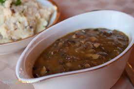 easy mushroom gravy recipe by vegetarian mushroom gravy recipe easy best easy recipes