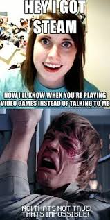 Misunderstood Girlfriend Meme - humor overly attached girlfriend dating romance love