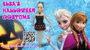 elsa halloween costume rainbow loom halloween dress for elsa barbie loom bands tutorial