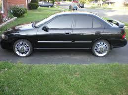 nissan sedan black ohara2345 2001 nissan sentra specs photos modification info at