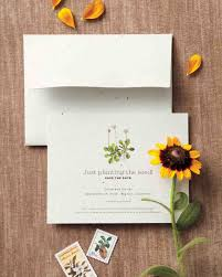 Best Save The Dates Good Things Invitations And Save The Dates Martha Stewart Weddings