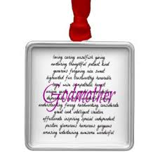 godparent ornaments keepsake ornaments zazzle