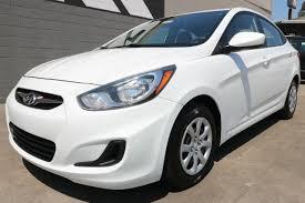 hyundai accent 4 door sedan pre owned 2013 hyundai accent 4 door gls four door sedan in santa