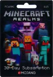 where to buy minecraft gift cards gift card minecraft realms on line 5 cards