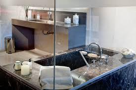 desert brown marble bathtub at de stefano sa u0027s showroom rosario