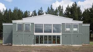 House Design Companies Nz Grand Designs Nz Shipping Container House Proves Ambitious
